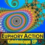 EUPHORY ACTION - Kaleidoscope EP (Front Cover)