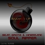 GROTZ, Sean/KINERMANIC - Soul Ripper (Front Cover)