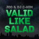 JOO/J C HIM - Valid Like Salad (Front Cover)
