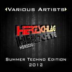 VARIOUS - Summer Techno Edition 2012 (Front Cover)