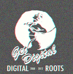 VARIOUS - Get Digital Presents Digital Roots (Front Cover)