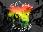 DJ PSYCLONE - Street Life (Front Cover)