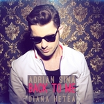 SINA, Adrian feat DIANA HETEA - Back To Me (Front Cover)