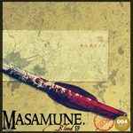 MASAMUNE - Blood EP (Front Cover)
