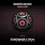 SINISTA MUSIC - Obscure (Front Cover)