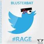 BLUSTERBAT - Rage (Front Cover)