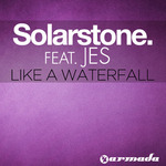 SOLARSTONE feat JES - Like A Waterfall (Front Cover)