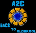 A2C - Back To Oldskool (Front Cover)