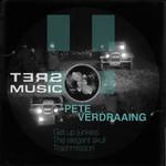 VERDRAAING, Pete - Get Up Junkies (Front Cover)