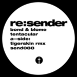 BOND & BLOME - Tentacular (remixed) (Front Cover)