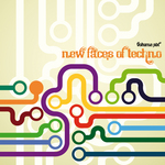 VARIOUS - New Faces Of Techno Vol 6 (Front Cover)