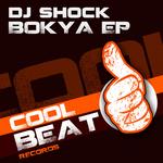 DJ SHOCK - Bokya EP (Front Cover)