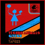 TECHNO ANIMALS/GITECH - Baby (Front Cover)