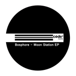 BOSPHORE - Moon Station EP (Front Cover)