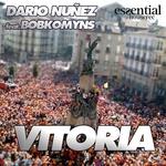 DARIO NUNEZ feat BOBKOMYNS - Vitoria (Front Cover)