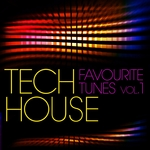 VARIOUS - Tech House Favourite Tunes Vol 1 (Front Cover)
