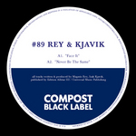REY & KJAVIK - Compost Black Label #89 (Front Cover)