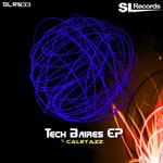 CALETAZZ - Tech Baires EP (Front Cover)