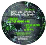 DJ TOYOTA vs MR BARCODE - Talk About EP (Front Cover)