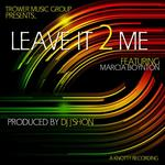 BOYNTON, Marcia - Leave It To Me (Front Cover)