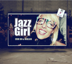 ERIK BO & WALLAS - Jazz Girl (Front Cover)
