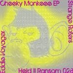 VOYAGER, Eddie/STRANGE ROLLERS - Cheeky Monkee EP (Front Cover)