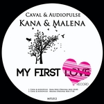 CAVAL/AUDIOPULSE - Kana & Malena (Front Cover)