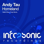 TAU, Andy - Homeland (Front Cover)