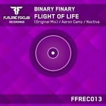 BINARY FINARY - Flight Of Life (Front Cover)