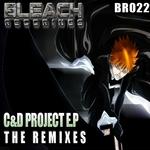 C&D PROJECT - C & D Project EP (remixes) (Front Cover)