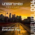 VARIOUS - Unearthed Records: Evolution Four (Front Cover)