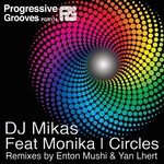 DJ MIKAS - Circles (Front Cover)