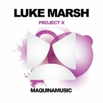 MARSH, Luke - Project X (Front Cover)