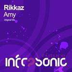 RIKKAZ - Amy (Front Cover)