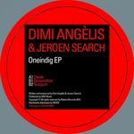 ANGELIS, Dimi/JEROEN SEARCH - Oneindig EP (Front Cover)