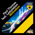 THOMAS, Paul feat LADYSTATION - Motivation (Front Cover)