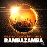 VAN GOG, Niels/EMILIO VERDEZ - Rambazamba (Front Cover)
