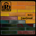 KICK S - Emotional (Front Cover)