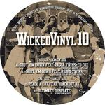 WICKEDSQUAD - WickedVinyl10 (Front Cover)