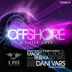 MAGIC SOLUTIONS feat REBEKA BROWN - Off Shore (A Little Love) (Front Cover)