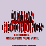 AUDIO DEMON - Racing Theme (Front Cover)