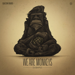 DUBAPES - We Are Monkeys EP (Front Cover)