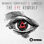 MIDNIGHT CONSPIRACY/CENOB1TE - The Eye (Front Cover)