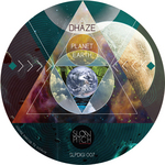 DHAZE - Planet Earth (Front Cover)