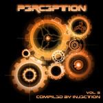 INJECTION/VARIOUS - Perception Volume 5 Compiled By Injection (Front Cover)