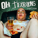 OH TEBINS - I Don't Yoga EP (Front Cover)