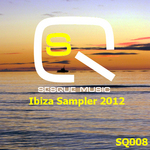 VARIOUS - Sesque Music Ibiza Sampler (Front Cover)