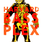 HARVARD BASS - Plex EP (Front Cover)