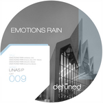 LINAS P - Emotions Rain (Front Cover)