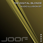 DIGITAL BLONDE, The - Audio Illusion EP (Front Cover)